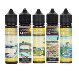 Japonism by Vaponaire 50ml Shortfill 0mg (70VG/30PG) - www.vapein.co.uk