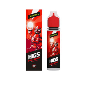 HIGS 50ml Shortfill 0mg (70VG/30PG) - www.vapein.co.uk