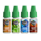 QCig Premium E-Liquids 10ml 18mg (60VG/40PG) - www.vapein.co.uk
