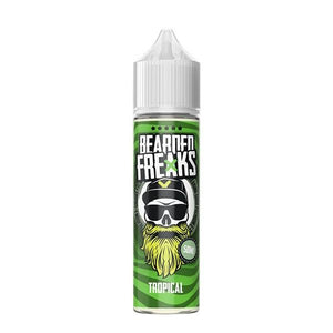 Bearded Freaks 50ml Shortfill 0mg (70VG/30PG) - www.vapein.co.uk