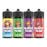 Greedy Bear 100ml Shortfill 0mg (70VG/30PG) - www.vapein.co.uk