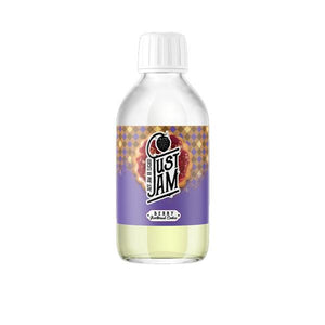 Just Jam - Berry Shortbread Cookie 0mg 200ml Shortfill (70VG-30PG) - www.vapein.co.uk