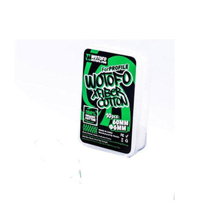 Wotofo Xfiber Cotton for Profile (60mm Ø6mm) - www.vapein.co.uk