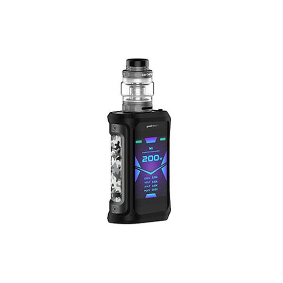 Geekvape Aegis X Kit - www.vapein.co.uk