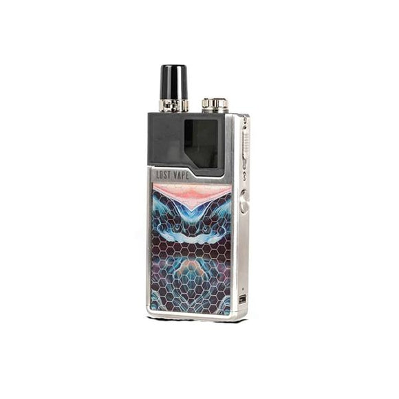 Lost Vape Q-Pro pod kit - www.vapein.co.uk