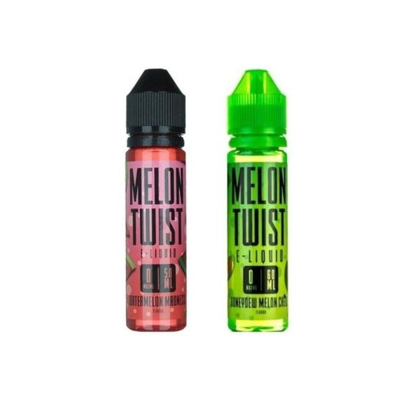 Melon Twist 0mg 50ml Shortfill (70VG/30PG) - www.vapein.co.uk