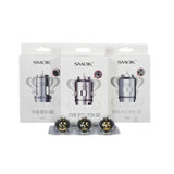 Smok TFV16 Mesh Coils Single / Dual / Triple - www.vapein.co.uk