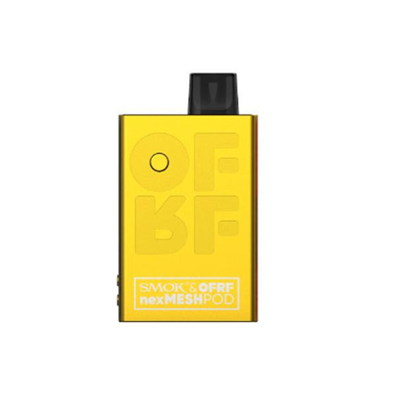 Smok X OFRF Nexmesh Pod Kit - www.vapein.co.uk