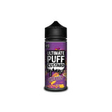 Ultimate Puff Custard 0mg 100ml Shortfill (70VG/30PG) - www.vapein.co.uk