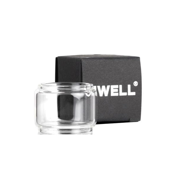 Uwell Crown 4 Extended Replacement Glass + Extension - www.vapein.co.uk