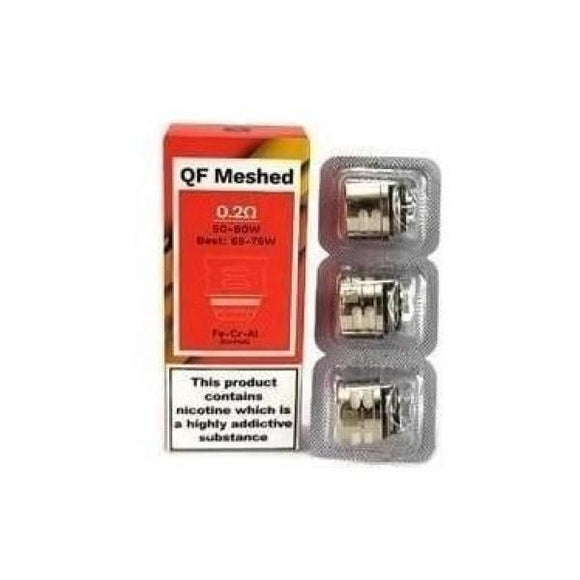 Vaporesso QF Meshed Coil - 0.2 Ohm - www.vapein.co.uk