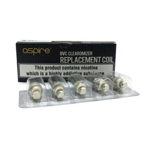 Aspire BVC Coil - www.vapein.co.uk