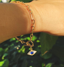 Load image into Gallery viewer, THIRD EYE OPEN | TOGGLE BRACELET