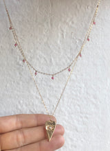 Load image into Gallery viewer, EYE LOVE YOU | LAYERED NECKLACE