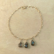 Load image into Gallery viewer, SMOKEY QUARTZ | ANKLET