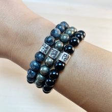 Load image into Gallery viewer, ASTRO STACK | MENS BRACELETS