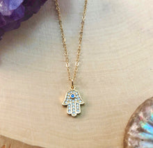 Load image into Gallery viewer, HAMSA | NECKLACE