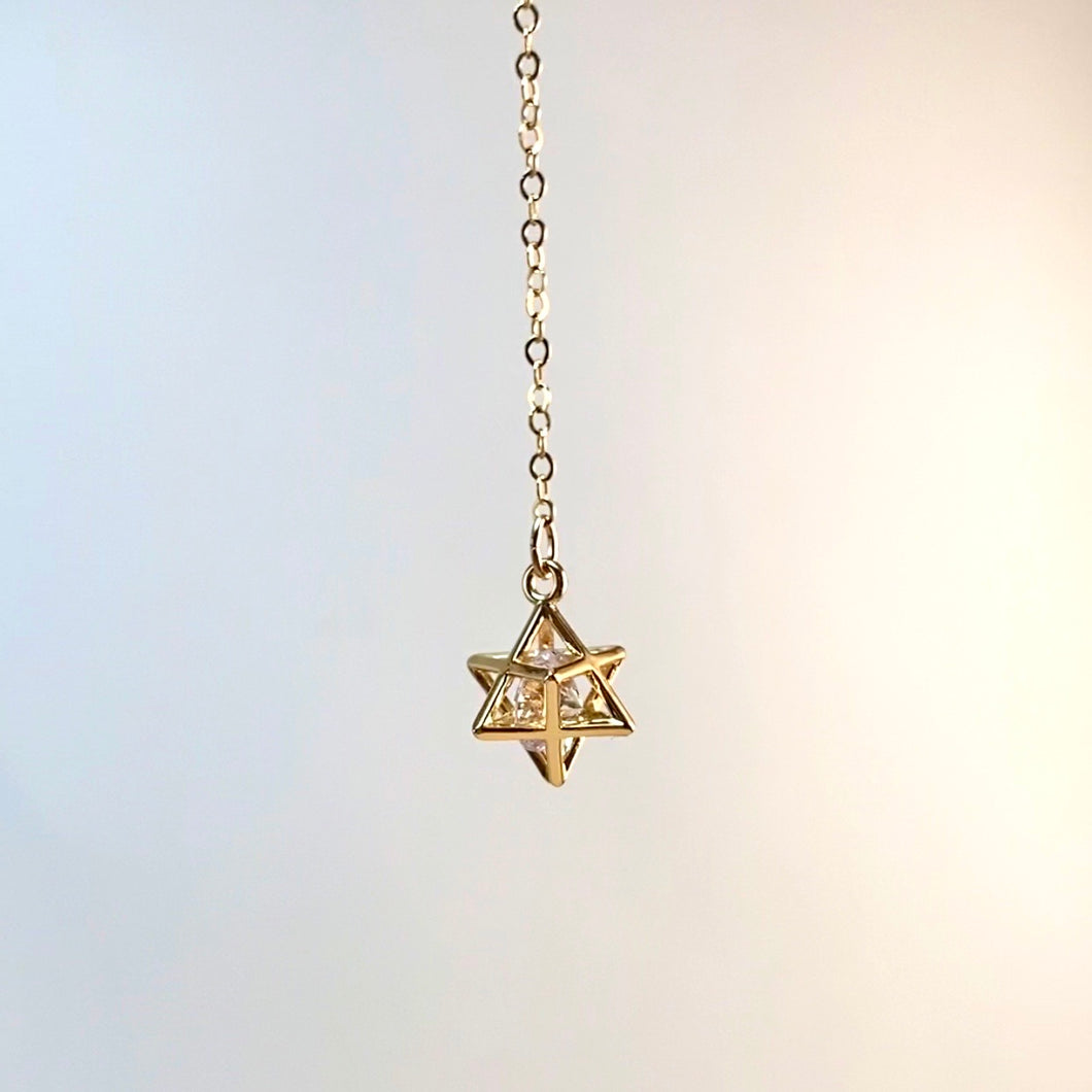 MERKABA | NECKLACE