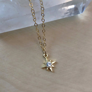 NORTH STAR | NECKLACE
