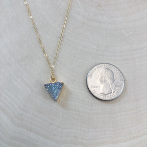 MANIFEST DRUZY | NECKLACE
