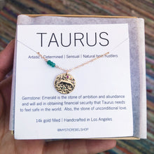 Load image into Gallery viewer, Taurus traits