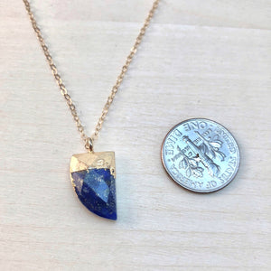ROYAL LAPIS | NECKLACE