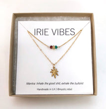 Load image into Gallery viewer, IRIE | LAYERED NECKLACE