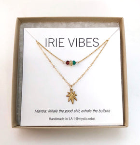 IRIE | LAYERED NECKLACE