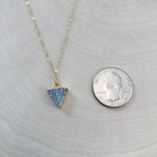 Load image into Gallery viewer, MANIFEST DRUZY | NECKLACE