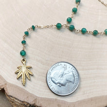Load image into Gallery viewer, HAIL MARY | LARIAT NECKLACE