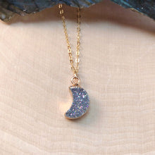 Load image into Gallery viewer, DRUZY MOON | NECKLACE