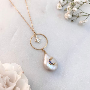 STELLA LUNA | LONG NECKLACE