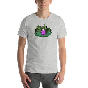 Squizzbear in the woods Tee