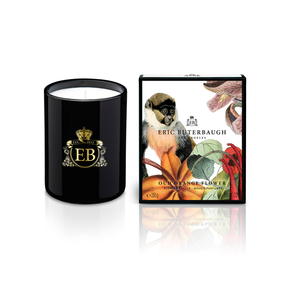 Oud Orange Flower