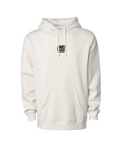 """CREME""  Pullover Hoodie"