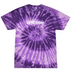 Purple Bomber Tee