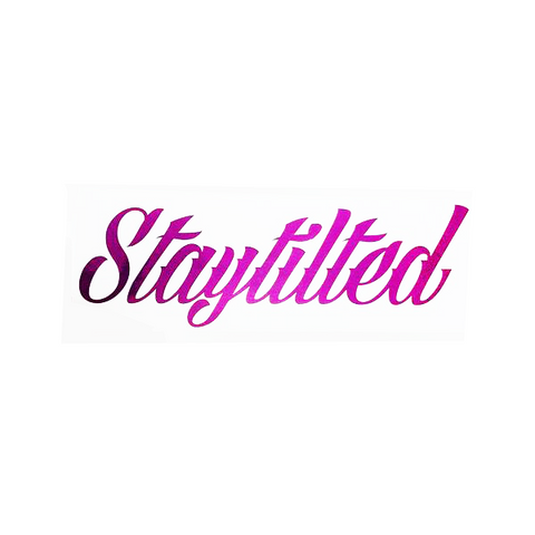 DECAL - StayTilted