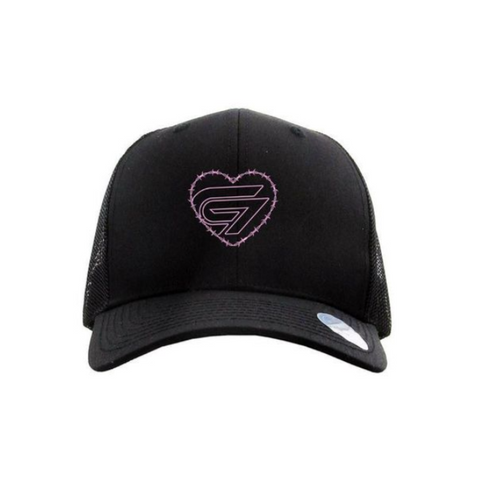 CG Wired Heart Truck Hat
