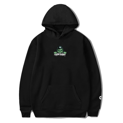 """Glow in the dark""  Pullover Hoodie"