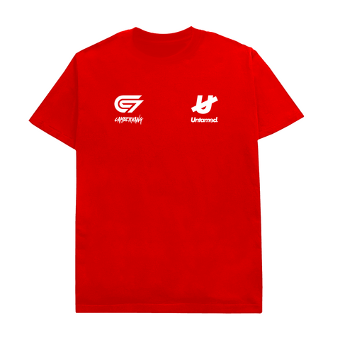 CG x Untamed - 3M Red Tee