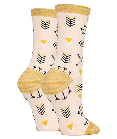 JYinstyle- Ginger Root Socks - R+D Hipster Emporium | Womens & Mens Clothing - 2
