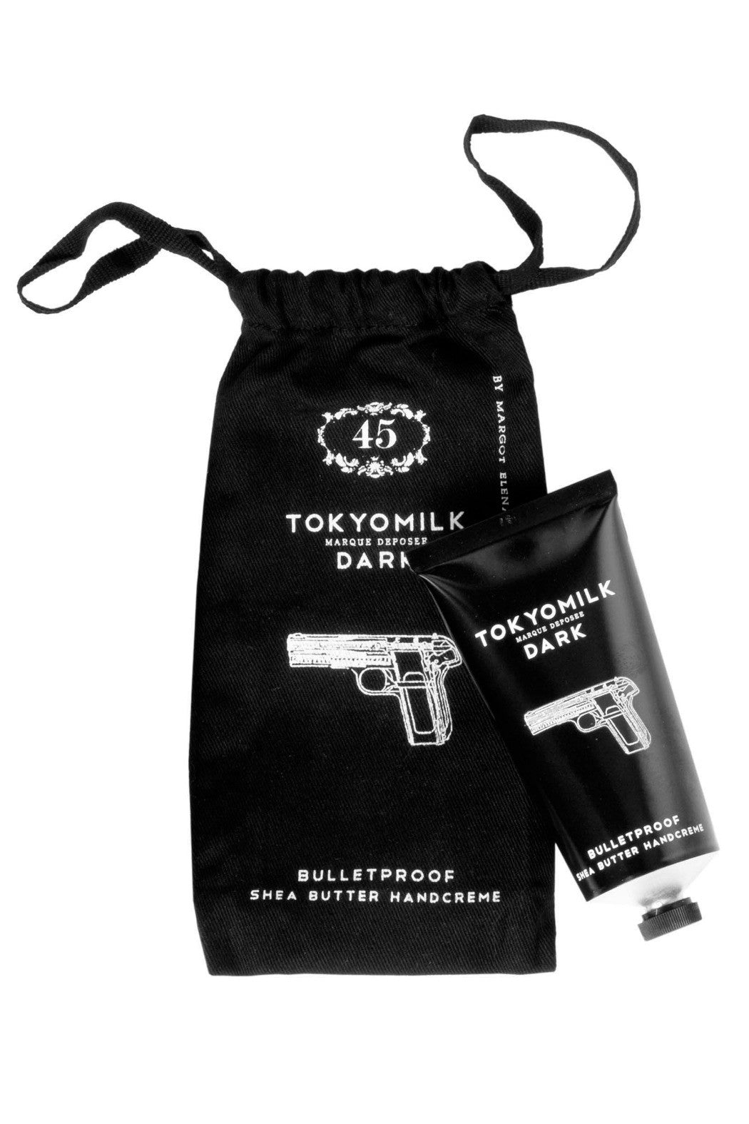 Tokyo Milk Dark - Bulletproof No. 45 Handcream - R+D Hipster Emporium | Womens & Mens Clothing - 1