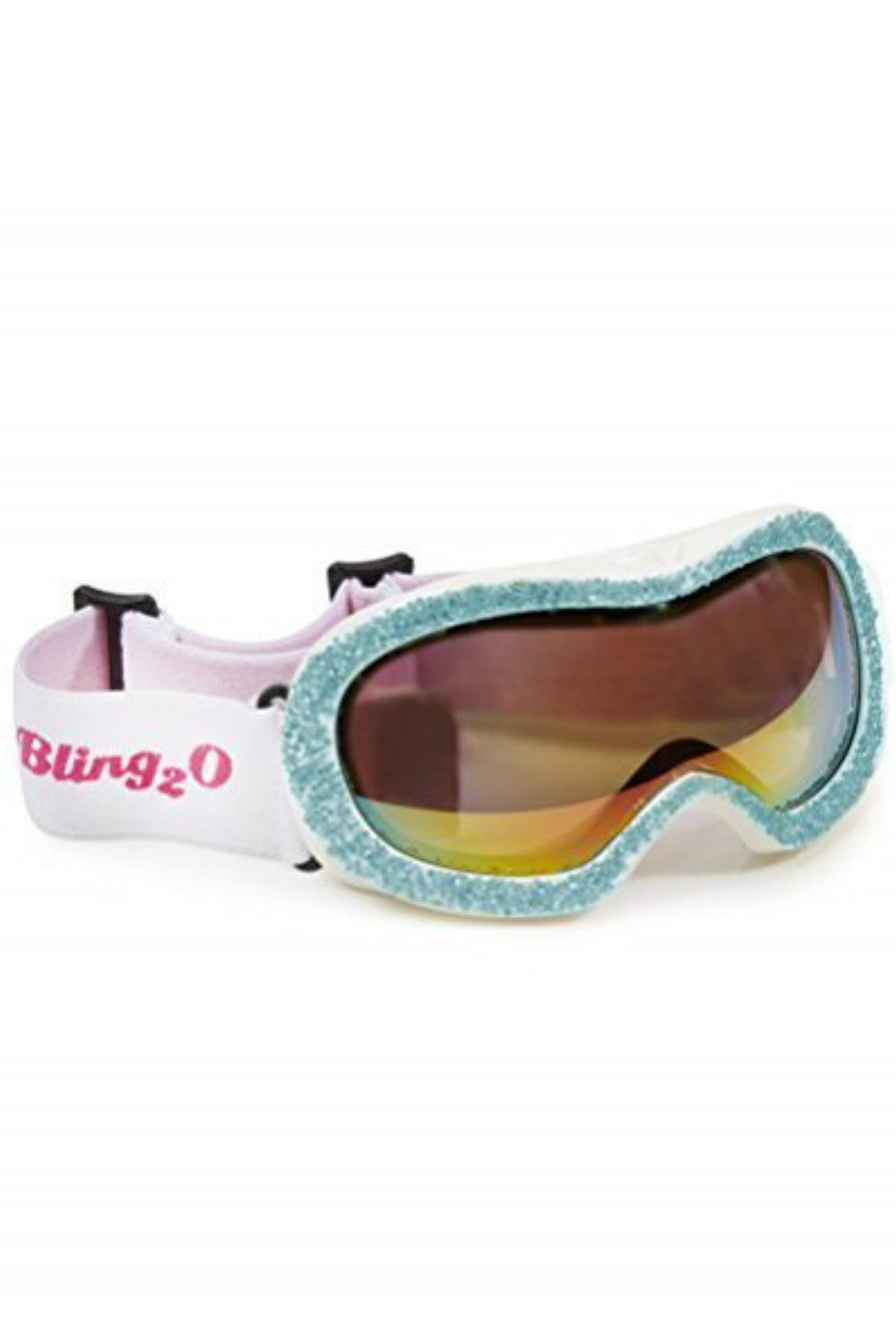 Blue Tiny Ice Snow Goggles - R+D Hipster Emporium | Womens & Mens Clothing