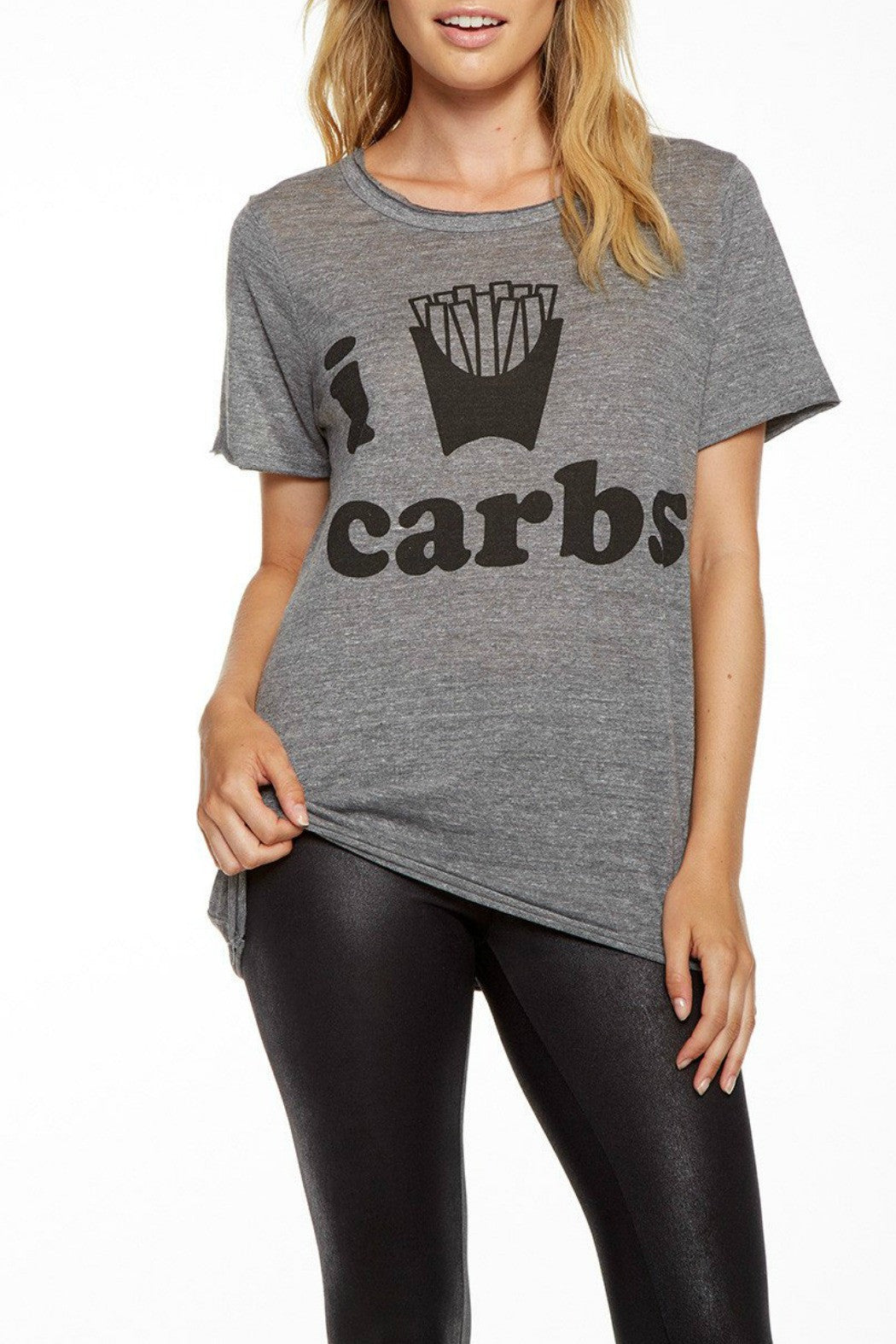 I Love Carbs Tee - R+D Hipster Emporium | Womens & Mens Clothing