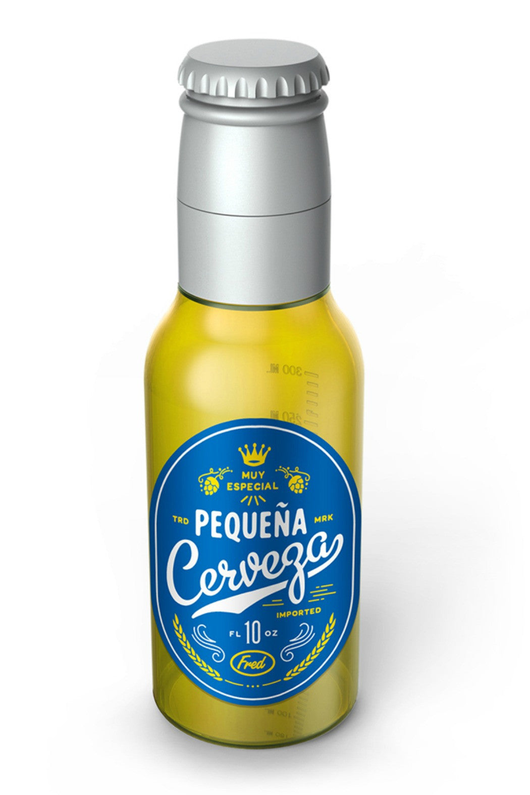 Cerveza Baby Bottle - R+D Hipster Emporium | Womens & Mens Clothing - 3
