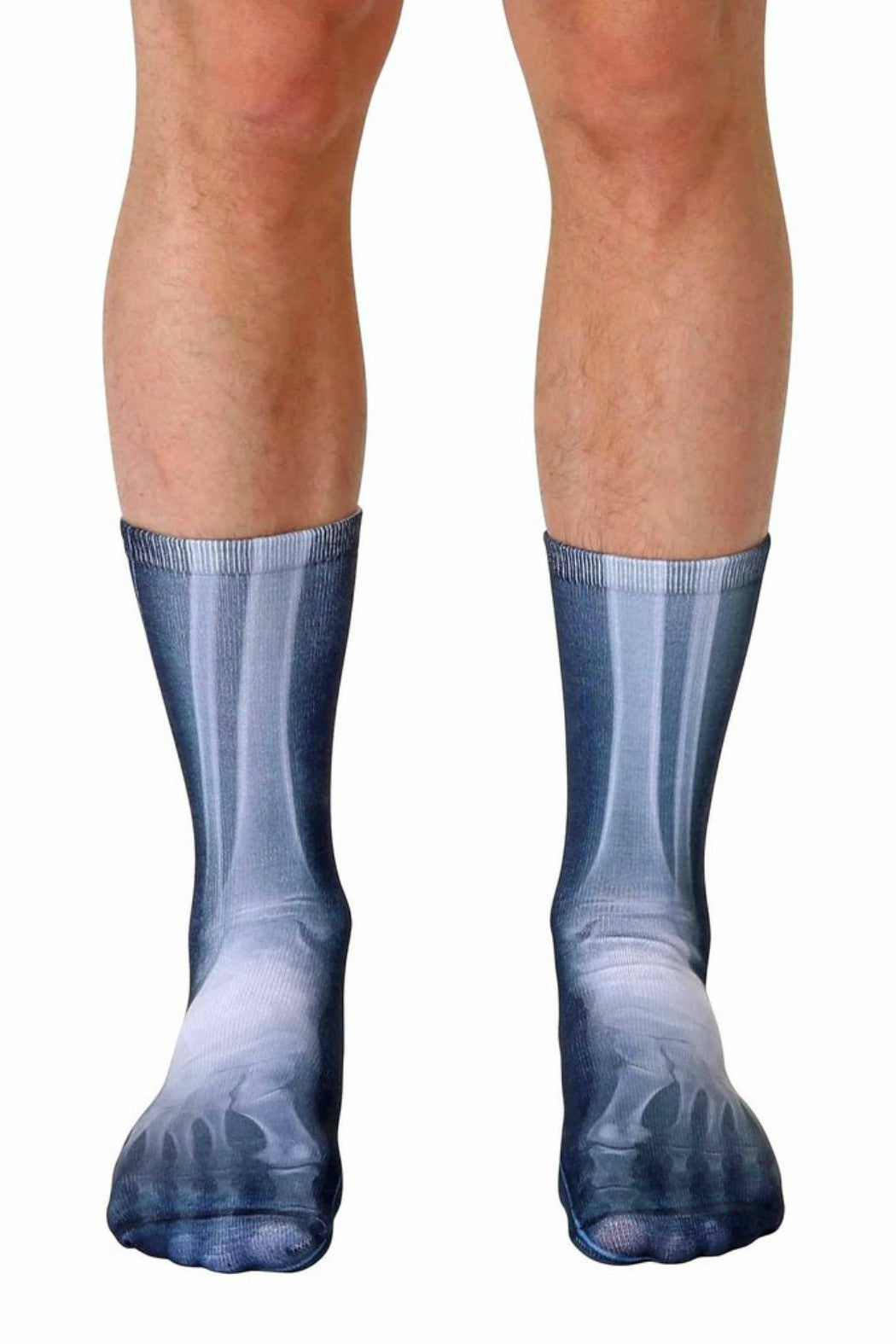 X-Ray Crew Socks - R+D Hipster Emporium | Womens & Mens Clothing