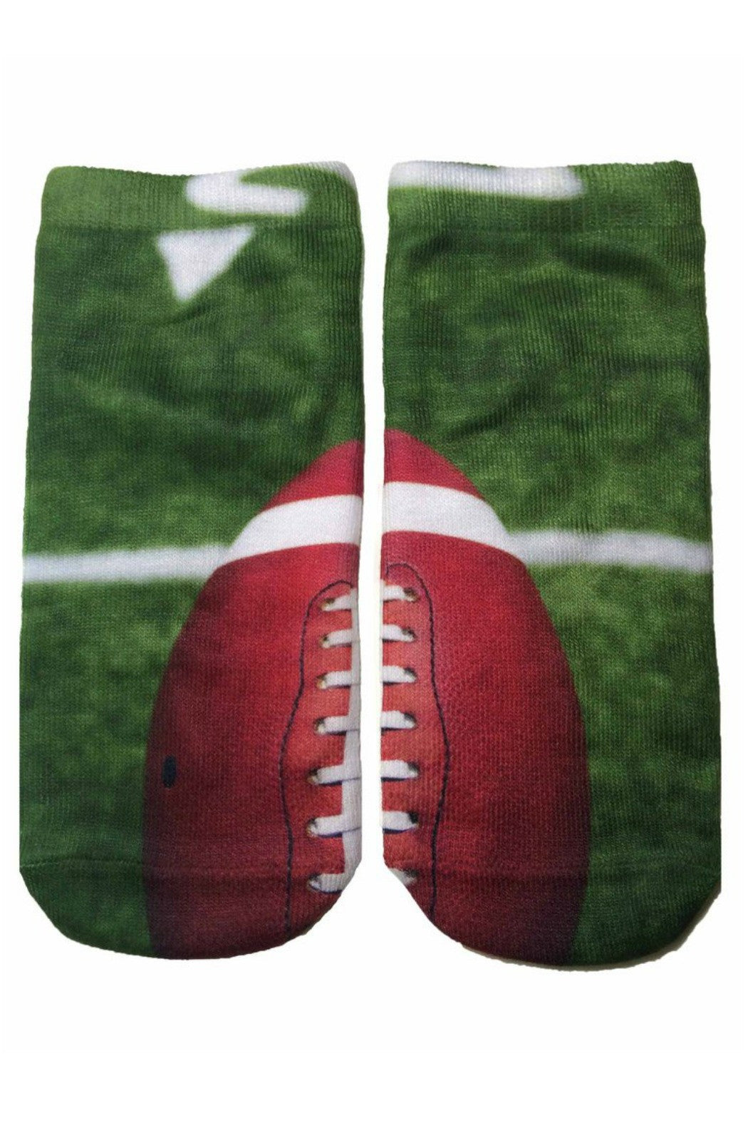 Football Ankle Socks - R+D Hipster Emporium | Womens & Mens Clothing