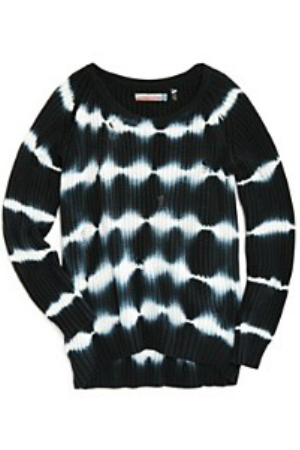 Distressed Tie Dye Sweater - R+D Hipster Emporium | Womens & Mens Clothing