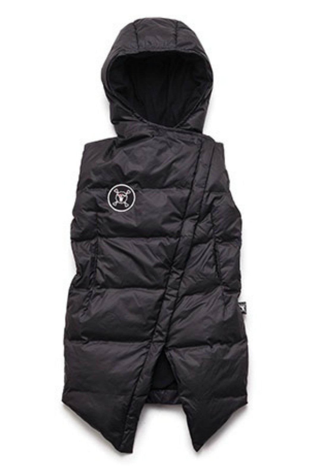 Long Down Vest - R+D Hipster Emporium | Womens & Mens Clothing - 1