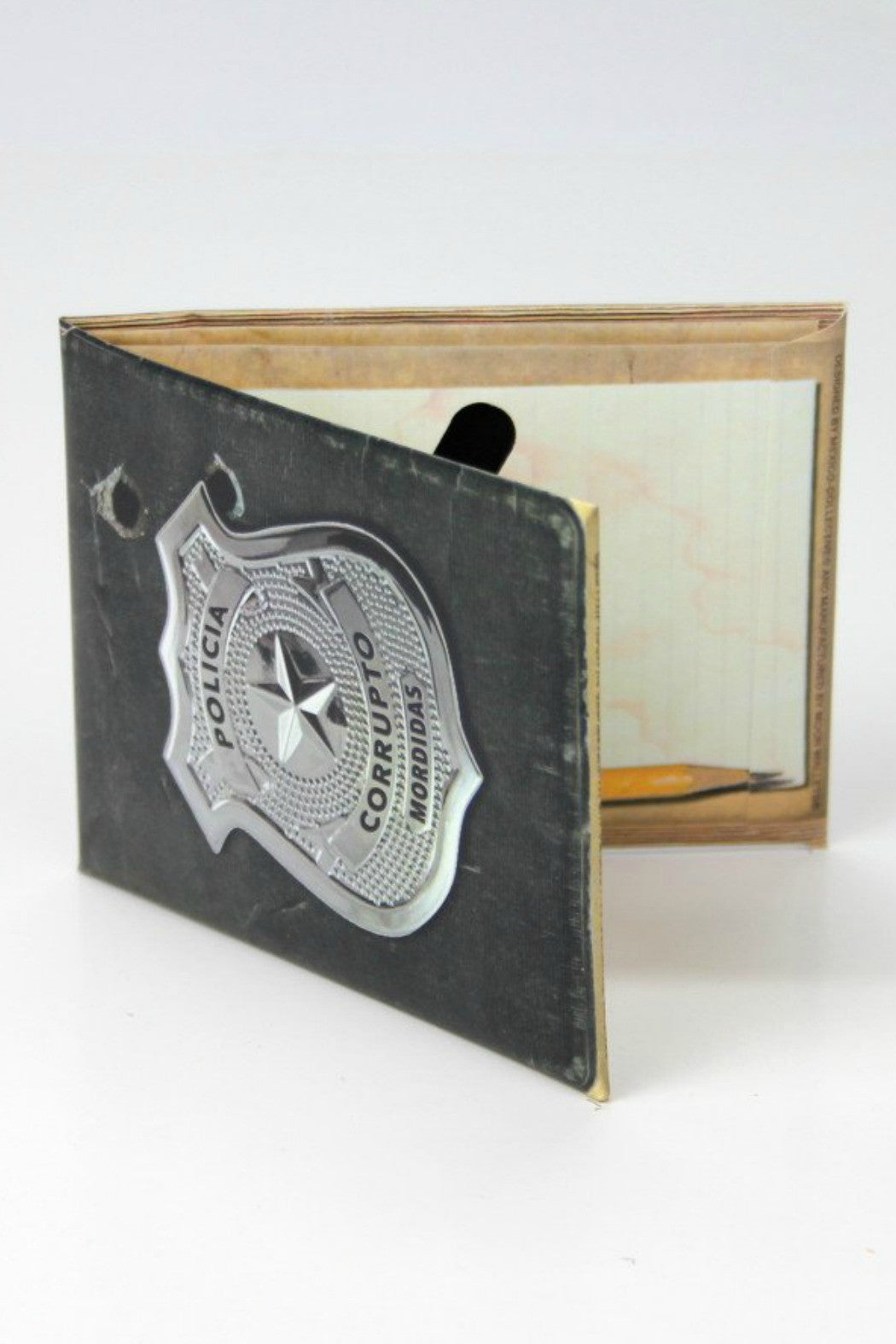 Policia Wallet - R+D Hipster Emporium | Womens & Mens Clothing